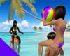 Beachball Game for 4