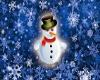 [BB] Snowmen turquoise