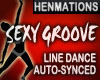 Sexy Groove, Linedance