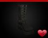 Mm Mimesis Black Boots