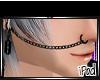 Nose Chain [Razor Blade]