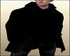 Black Coat n Hoody