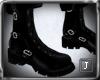 Dark Side Blk Boots