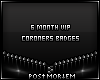 6 Month Badge VIP