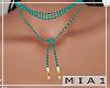 !M! Dance necklace