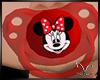 Minnie Mouse Paci CC