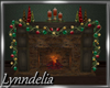 ~L~ Christmas Fireplace