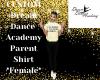 DDA Parent Shirt Female