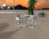 Beach Drinks Table