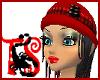 *I<3 Red Beanie