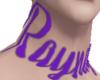 Raynagh Large Neck Tatto