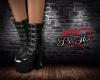 Kayla Buckle Boots