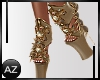*az* Baroque shoes