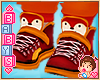 ! ✿KIDS Fox Shoes