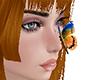 butterfly orange/F