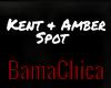 [bp] Kent Amber Flr Spot