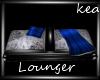 """""""K"""" Lounger"""