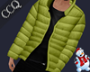 [CCQ]Mens Puff Jacket-G
