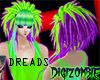 [DZ] CyberPop Dreads