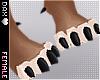 . Hime | furry feet
