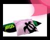 G >HONU Pillows Pink