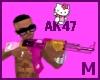 AK47 Hello Kitty (M)