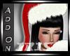 - Hat - Red Santa F