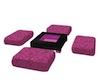 Pink Lounge Pillows