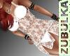 Miranda- White Lace