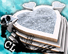 CL Kawaii Mod Heart Tub