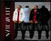 `NW Black Polo Jacket