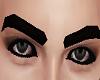 Dark Green Hazel Eyes