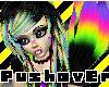 [P] rainbow black cutta