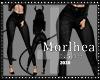 [MLA] Pant black witch