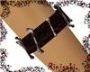 Dark Priestess Armbands