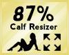 Calf Scaler 87%