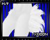 [xM]White Wolf Hip fur