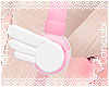 Angel Headphones |Pink