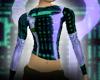 Hacker Girl Top