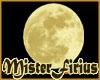 3D Yellow Moon - Still