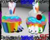 cupcake paws