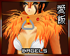 .B. Kasai shoulder tufts
