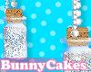 Unicorn Glitter Earrings