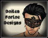 ~Black Lace Mask~