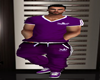 SS Purple addida outfit