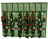 TG Rose Trellis Green