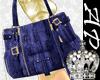 {AP} Blue Snake Bage