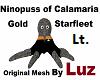 Ninopuss Trek Gold Lt.