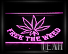 xLx Free the Weed Pink