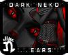 (n)Dark Neko Ears